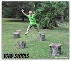 Backyard Obstacle Course Ideas How To Throw An American Ninja Warrior Birthday Party Ninja