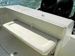 Rear Bench Seat For Boat Triton 351 Express Florida Sportsman