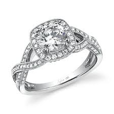 cross jewelry rings images Halo criss cross shank diamond ring sylvie collectionalexis jpg