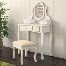 Thin Vanity Table Bedroom Furniture Sets Black Dressing Table Vanity Table
