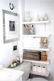 bathroom bathroom shelves ideas towel shelves for small