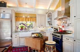 Shabby Chic Kitchen Design 20 Examples Of Stylish Butcher Block Countertops