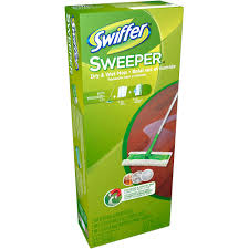 Can Swiffer Be Used On Laminate Floors Swiffer Sweeper Starter Kit Walmart Com