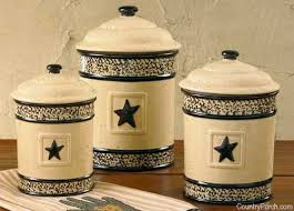 primitive kitchen canister sets tremendeous canister set at country kitchen sets find best