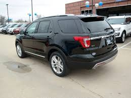 new 2017 ford explorer xlt tulsa ok bob hurley ford