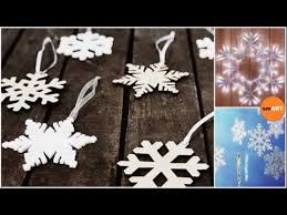 snowflake decorations snowflake decorations best christmas decorations
