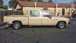 1982 toyota truck for sale daily turismo 1k wheelbase 1982 toyota hilux crew cab