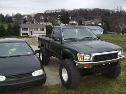 toyota lifted vwvortex com wtt 91 toyota lifted p u 4x4 for vr6
