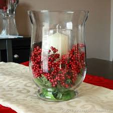 Table Centerpieces For Christmas Parties by The 25 Best Christmas Candle Ideas On Pinterest Winter