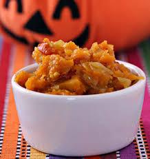 cuisiner un potiron purée de potiron aux épices les meilleures recettes de