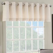 Shower Curtain With Pockets Manchester Corduroy Grommet Window Treatment