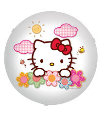 kitty floral plafon products startec import