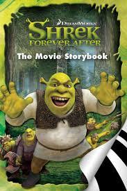 shrek movie storybook cathy hapka ibooks