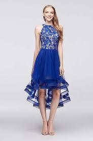 blue dress blue prom dresses lengths david s bridal
