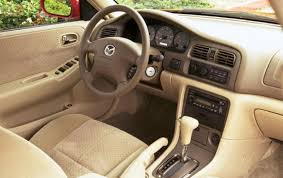2002 mazda 626 information and photos zombiedrive