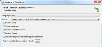 tutorial oracle stored procedure oracle database reverse engineering
