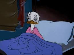 Meme Donald Duck - donald duck bed the house of j ro