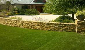 Stone For Garden Walls by Walls And Pillars Hirsch Brick And Stone