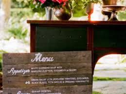 prã sentation menu mariage idée présentation de votre menu de mariage par happy chantilly