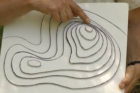 How To Make A Map Make A Topographic Map Diy