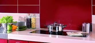 fonds de cuisine crédence et fond de hotte en verre sur mesure verre solutions