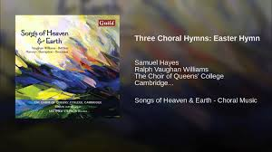 easter choral three choral hymns easter hymn
