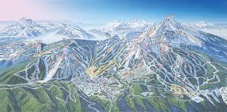 Montana Ski Resorts Map by Big Sky Resort Expands To 5800 Acres