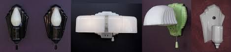vintage bathroom lighting home improvement ideas