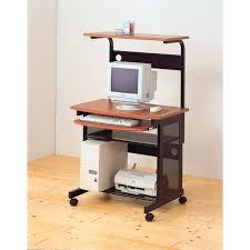 Small Desk Table Living Room Impressive Exhilarating Home Office Furniture Goplus