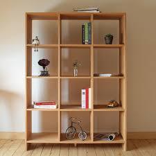 Cheap Wood Bookshelves by Dodge Furniture Wood Bookcase Scandinavian Modern Minimalist