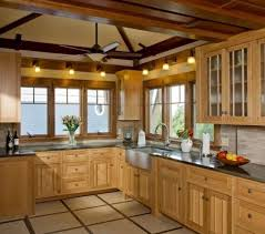 Best Kitchennatural Cabinets Images On Pinterest Kitchen - Natural kitchen cabinets