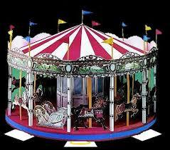 christmas carousel wiz15 11 merry christmas carousel