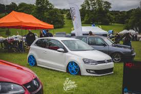 volkswagen polo black modified 6n slam sanctuary