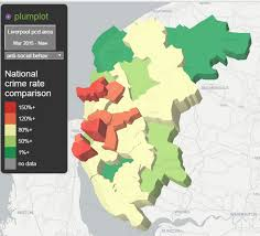 Lancashire England Map by 3d Maps Of Crime In Liverpool Liverpool Echo