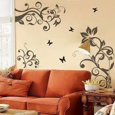 wall stencils for the bedroom home pinterest wall stenciling
