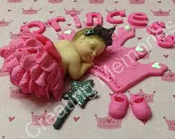 prince cake topper baby shower cake decoration edible cake