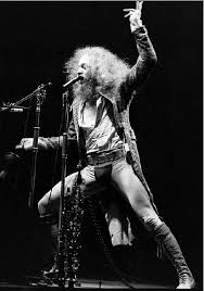 ian anderson lead singer of the group jethro tull pacific
