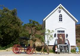 Little House On The Prairie by Mike Cozart Design And Model Walnut Grove House Model From