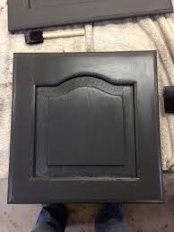 Finishing Kitchen Cabinets Using Chalk Paint To Refinish Kitchen Cabinets Wilker Do U0027s