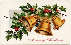 vintage christmas postcard public domain christmas image