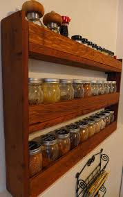 Kitchen Cabinet Spice Rack Slide by Best 25 Cabinet Spice Rack Ideas Only On Pinterest