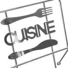 support livre cuisine support de livre cuisine 22cm argent