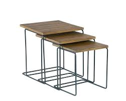 Nesting Desk Magnolia Home By Joanna Gaines Traverse Wood Top Nesting Tables