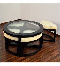round coffee table with 4 stools good round coffee table with stools on round coffee table with 4