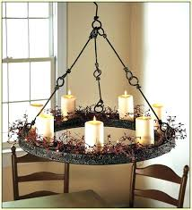 faux pillar candle chandelier lighting real candle chandelier chandelier amusing faux candle chandelier