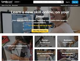 online tutorial like lynda lynda com online learning computing services centre