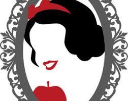 Mirror Mirror On The Wall Snow White Mirror Mirror On The Wall Clipart Silhouette Clip Art Library