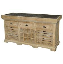 reclaimed kitchen islands amazon com jean country reclaimed pine blue kitchen