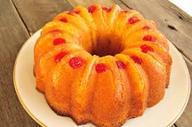 pineapple upside down pound cake 3 300x199 jpg