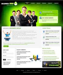 professional business css templates
